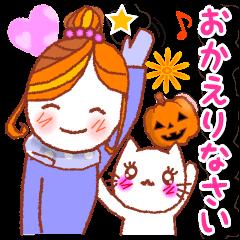 秋冬ハートな敬語・ハロウィン・クリスマス