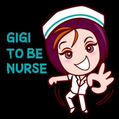 Gigi To Be Nurse