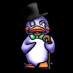Miss,? テールコート・ペンギン