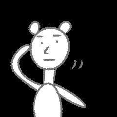ZOЁ のシロクマ
