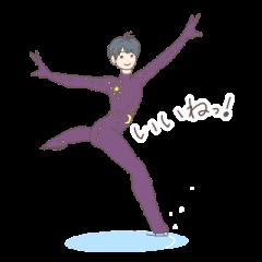 がんばれ!フィギュアスケート男子!