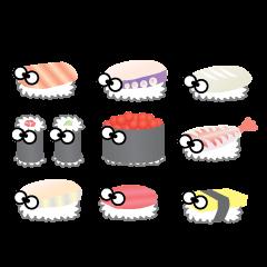 お寿司ちゃんズ