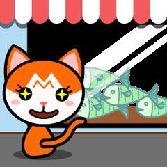 毎日の服食料品ショッピング