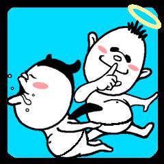 悪魔のささやき&天使のつぶやき