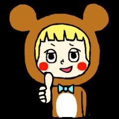 モグパクすたんぷ☆