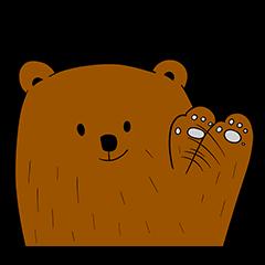 Boobaa Bear