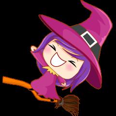 ファニーで小さな魔女のリン