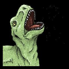 あなたの日常に恐竜を