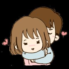 可愛いカップル(ひろと&ひこり)