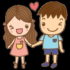 Yaimai & Poogun Sweet couple