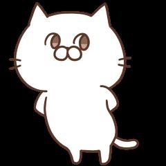 [LINEスタンプ] ねこむらさん (1)