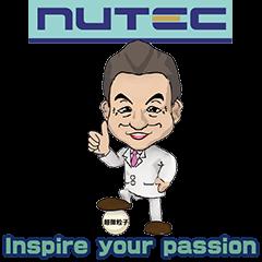 NUTEC Japan公式スタンプVer.1