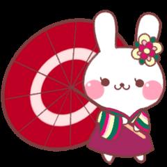 ★★和風うさぎ1★★