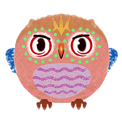 Sweet Fat Owl