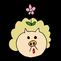 豚おばちゃん