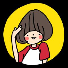 koyukingcolorのおかっぱちゃん3