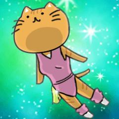 巷で噂のヨガインストラクター猫咲さん