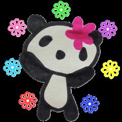 ひだまりパンダ1