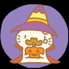 おセンチハム王のハロウィンパーティ!!