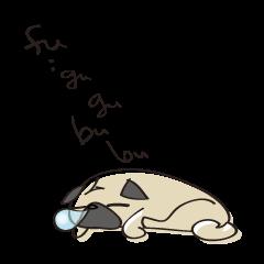 pugchii 3 ~パグちぃの夢の国
