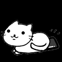 ネコ好きのためのスタンプ