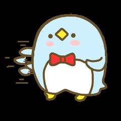 蝶ネクタイペンギン 2