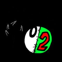 カラフル スパイダー2