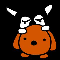ひょうきん犬。チワワのダブ 第七弾