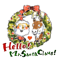 Hello! Mr.Santa Claus!