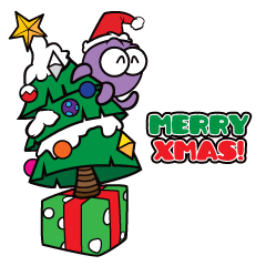 メリークリスマス&ハッピーニューイヤー