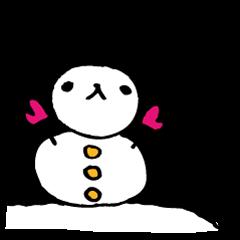 熊猫日常(パンダ)12月