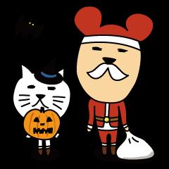 ハロウィン&クリスマス!!ジョンソンDX