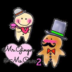 Mr. ジンジャーとMs. ココ 2