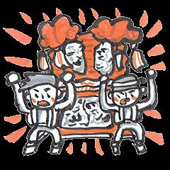 ラブ☆ちょうさ祭