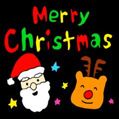 1年中メリークリスマス!