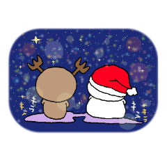 クリスマスだけの人気者