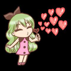 Green Bean Girl (ENG)