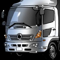 車(トラック業務1)クルマバイクシリーズ