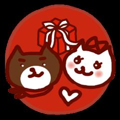 楽しいクリスマス(独り身や恋人も使用可)
