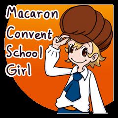 """Macaron"" Convent School Girl"