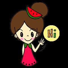 Watermelon Lovers