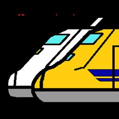 鉄道スタンプ『鉄ちゃん会話』編 その1