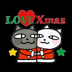 にゃんずのクリスマスandお正月