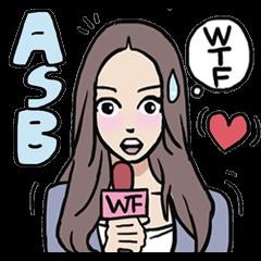 AsB - WTF GIRLS NEWS