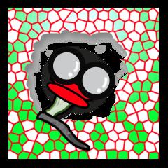 タラコ唇2