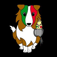 イタリア語かいわんこ