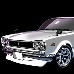 車(1970年代)クルマバイクシリーズ