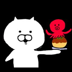 関西弁ねこちゃ。
