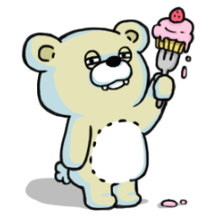 Crazy Sweets Bear
