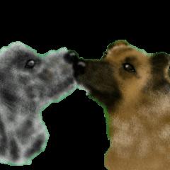 Re:Start元保護犬スタンプ2